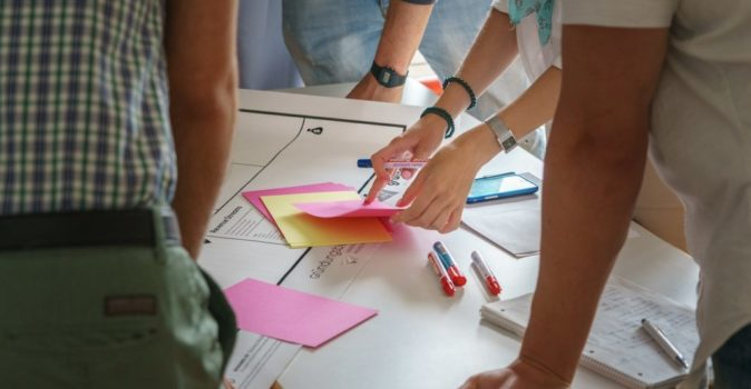Design Thinking, Lean Startup, Agile